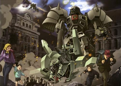Sunrise (Studio), Mobile Suit Gundam - Universal Century, Mobile Suit Gundam F 91, Gundam Perfect Files