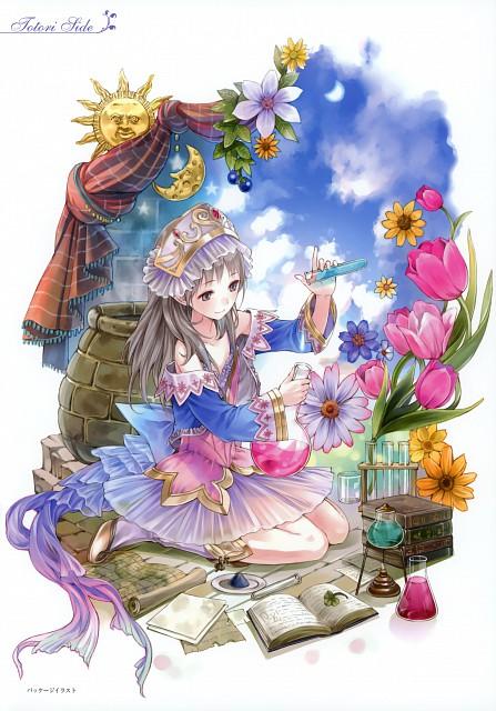 Mel Kishida, Gust, Atelier Rorona & Totori Art Book, Atelier Totori, Totooria Helmold