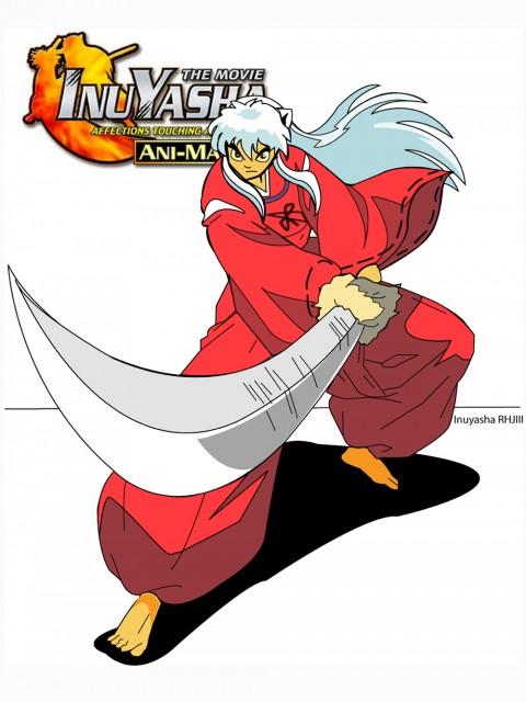 Rumiko Takahashi, Inuyasha, Inuyasha (Character), Member Art, Vector Art