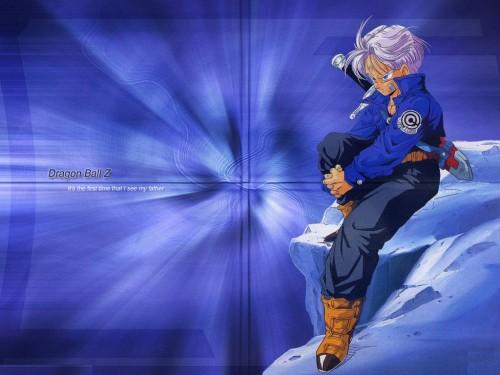 Akira Toriyama, Toei Animation, Dragon Ball, Trunks Wallpaper