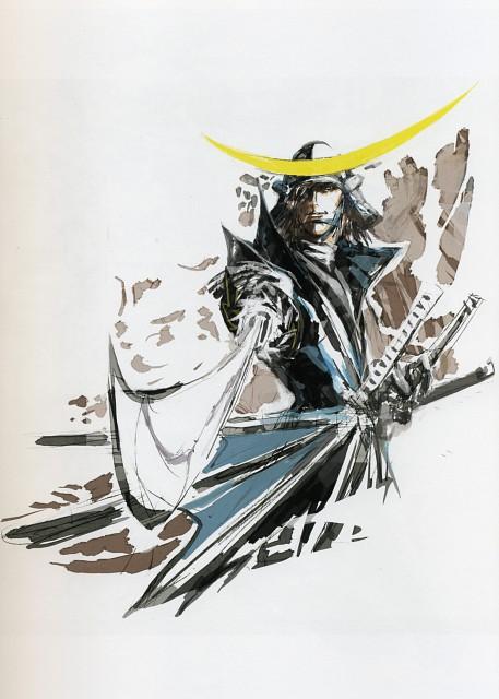 Makoto Tsuchibayashi, Design Works, Sengoku Basara, Masamune Date