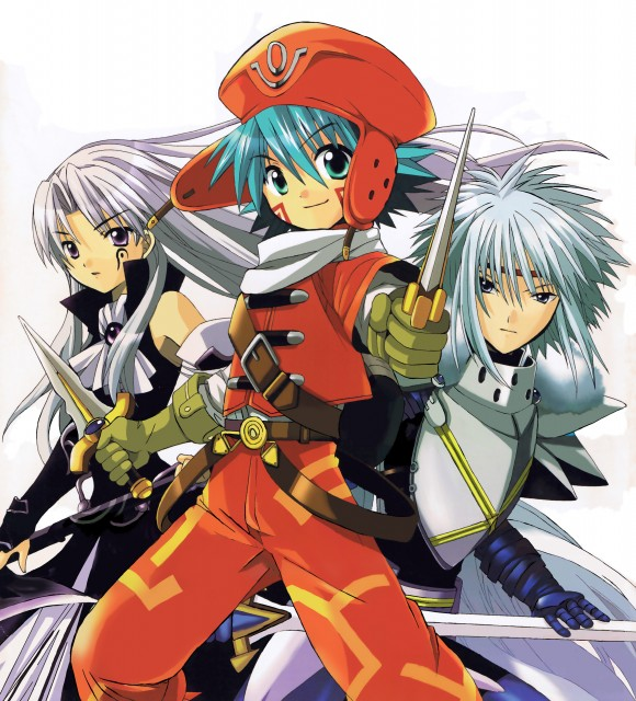 Rei Izumi, Yoshiyuki Sadamoto, Bee Train, .hack//Legend of the Twilight, .hack//ZERO