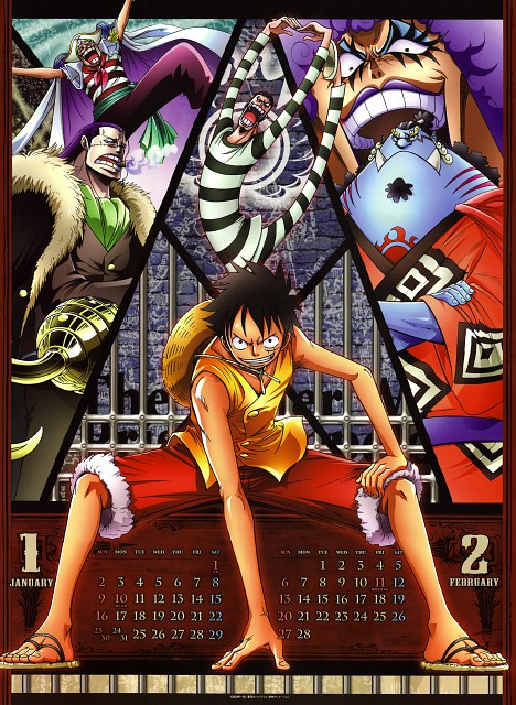 Eiichiro Oda, Toei Animation, One Piece, Buggy, Bentham