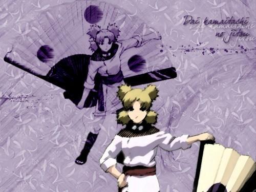 Masashi Kishimoto, Studio Pierrot, Naruto, Temari Wallpaper