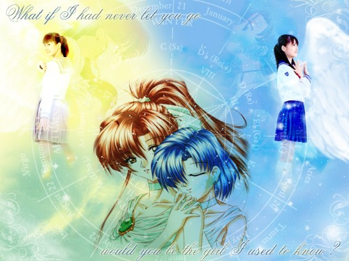 Toei Animation, Bishoujo Senshi Sailor Moon, Princess Mercury, Makoto Kino, Ami Mizuno Wallpaper