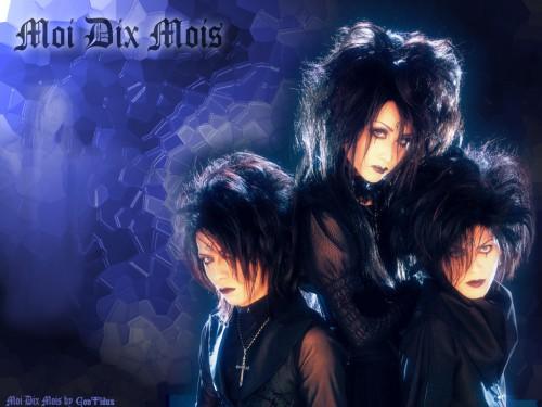 Moi Dix Mois, Kazuno, Juka, Mana Wallpaper