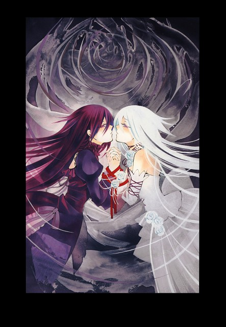 Jun Mochizuki, Pandora Hearts, Pandora Hearts ~odds and ends~, Will Of The Abyss, Alice (Pandora Hearts)