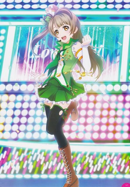 Sunrise (Studio), School Idol Festival Official Illustration Book, Love Live! School Idol Project, Kotori Minami