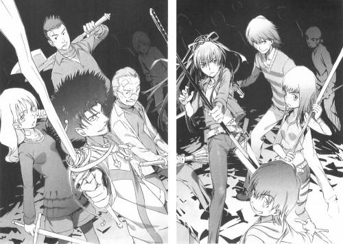 J.C. Staff, To Aru Majutsu no Index, Itsuwa, Kaori Kanzaki