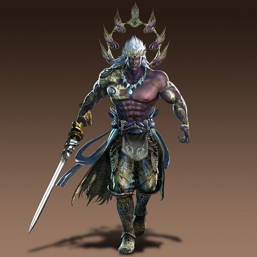 Koei, Warriors Orochi, Susanoo (Warriors Orochi), Official Digital Art