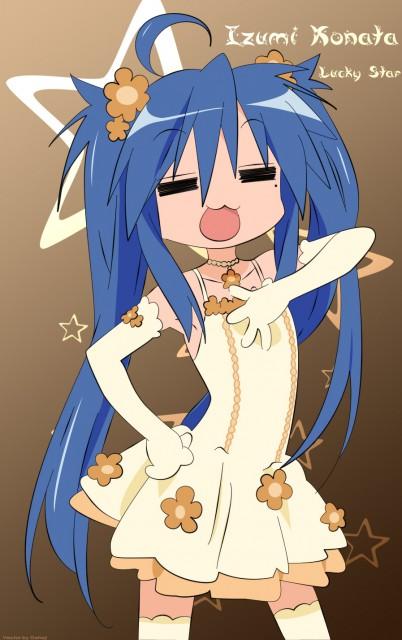 Lucky Star, Konata Izumi, Vector Art