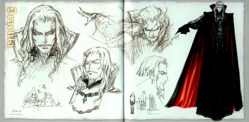Ayami Kojima, Konami, Castlevania, Dracula, Character Sheet