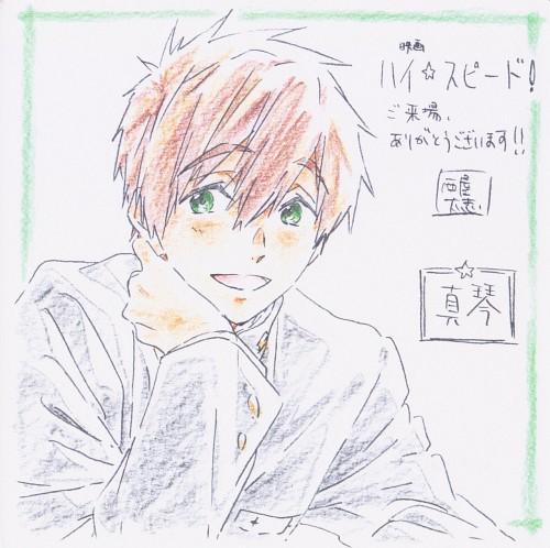 Futoshi Nishiya, Kyoto Animation, Free!, Makoto Tachibana