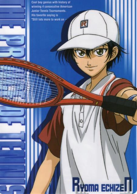 Takeshi Konomi, J.C. Staff, Prince of Tennis, Ryoma Echizen