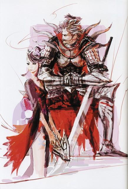 Makoto Tsuchibayashi, Capcom, Design Works, Sengoku Basara, Nobunaga Oda (Sengoku Basara)