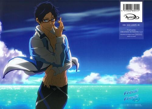 Tatsuya Satou, Kyoto Animation, Free!, Rei Ryuugazaki