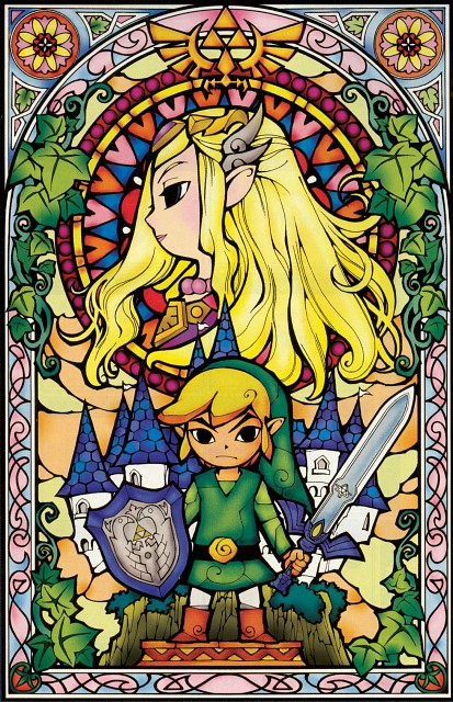 Nintendo, The Legend of Zelda, The Legend of Zelda: The Wind Waker, Toon Link, Link