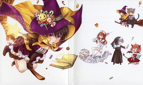 Ruri Miyahara, Brains Base, Bokura wa Minna Kawai-sou, Mayumi Nishikino, Sumiko Kawai