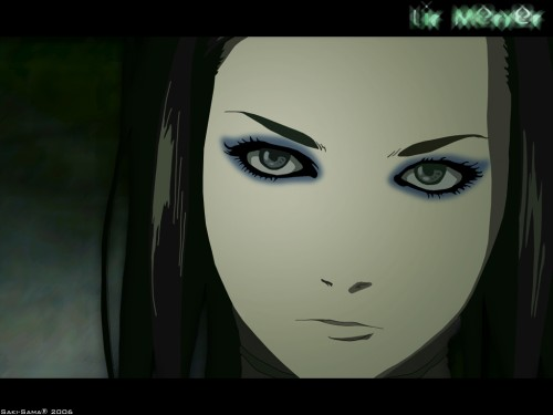 Geneon/Pioneer, Ergo Proxy, Re-l Mayer Wallpaper