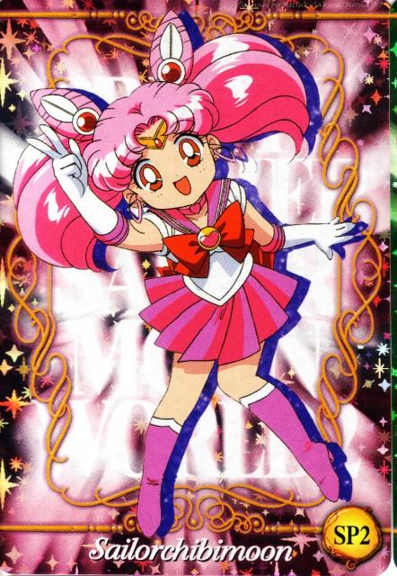 Toei Animation, Bishoujo Senshi Sailor Moon, Sailor Chibi Moon, Trading Cards