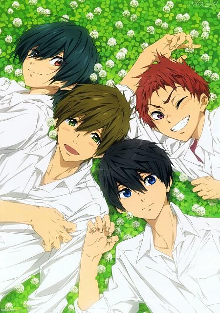 Futoshi Nishiya, Kyoto Animation, Free!, Asahi Shiina, Makoto Tachibana
