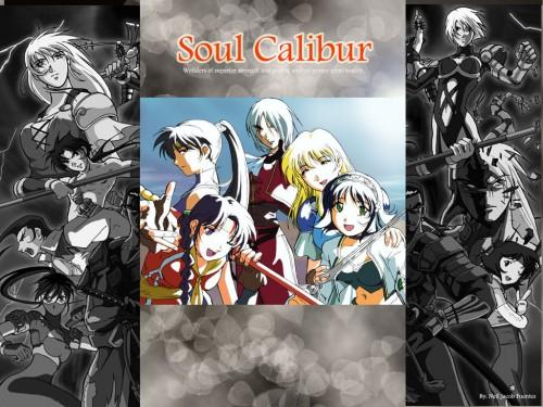 Namco, Soul Calibur, Queen's Gate, Ivy Valentine, Mitsurugi Wallpaper