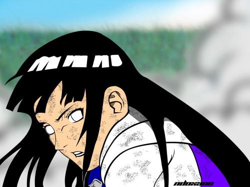 Masashi Kishimoto, Studio Pierrot, Naruto, Hinata Hyuuga Wallpaper