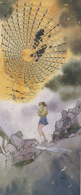 Yoshikazu Yasuhiko, Sunrise (Studio), Mobile Suit Gundam - Universal Century, Frau Bow