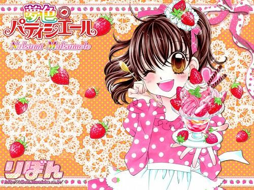 Natsumi Matsumoto, Yumeiro Patissiere, Ichigo Amano, Official Wallpaper