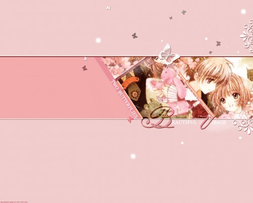 CLAMP, Madhouse, Cardcaptor Sakura, Sakura Kinomoto, Syaoran Li Wallpaper