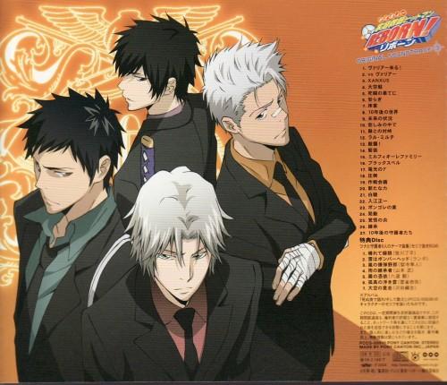 Akira Amano, Artland, Katekyo Hitman Reborn!, Hayato Gokudera, Kyoya Hibari