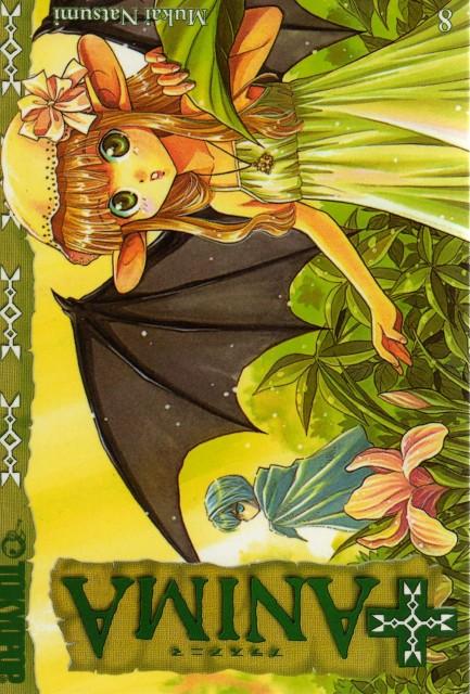 Natsumi Mukai, Plus Anima, Husky (Plus Anima), Nana (Plus Anima), Manga Cover