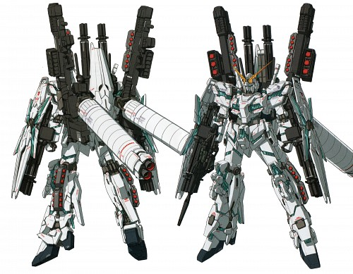 Mobile Suit Gundam - Universal Century, Mobile Suit Gundam Unicorn