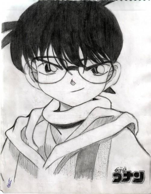 Detective Conan, Conan Edogawa