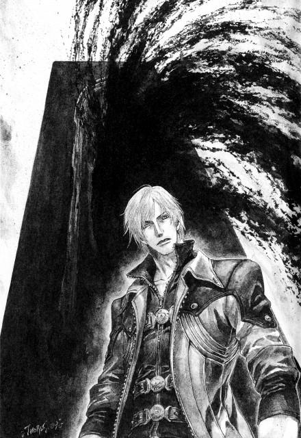 Shibamoto Thores, Capcom, Devil May Cry, Dante
