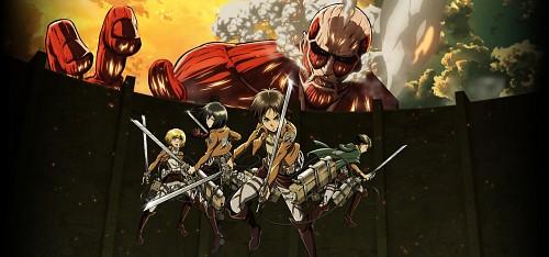 Hajime Isayama, Production I.G, Shingeki no Kyojin, Mikasa Ackerman, Eren Yeager