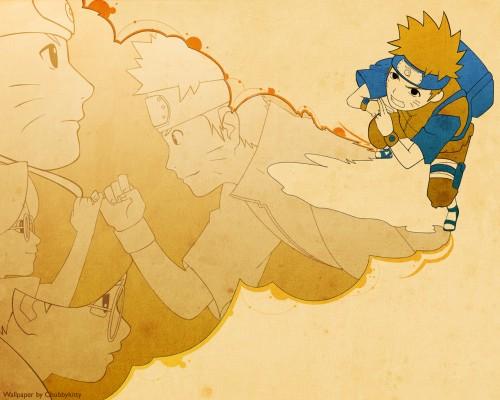 Masashi Kishimoto, Studio Pierrot, Naruto, Naruto Uzumaki, Hikaru Tsuki Wallpaper