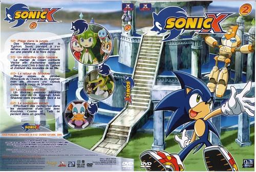 Sega, TMS Entertainment, Sonic Series, Cosmo (Sonic X), Sonic the Hedgehog