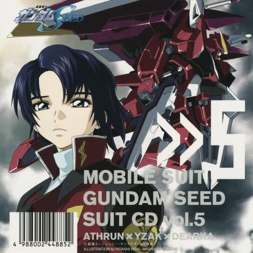 Hisashi Hirai, Sunrise (Studio), Mobile Suit Gundam SEED, Athrun Zala, Album Cover