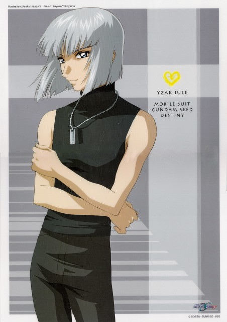 Hisashi Hirai, Sunrise (Studio), Mobile Suit Gundam SEED Destiny, Yzak Joule