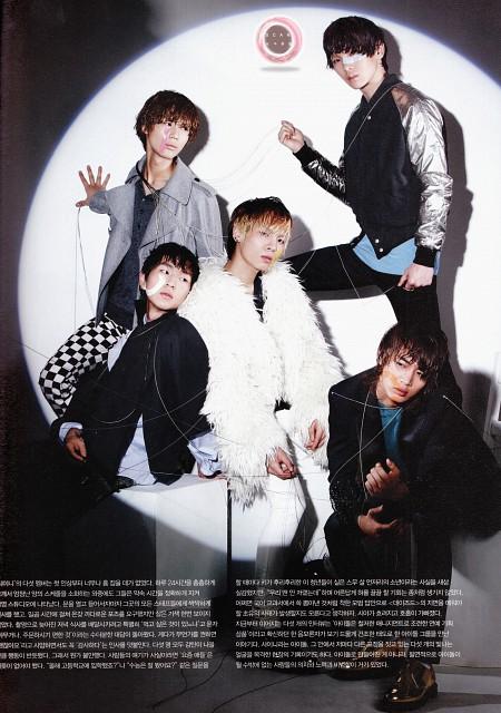 Minho, SHINee, Taemin, Jonghyun, Key (SHINee)