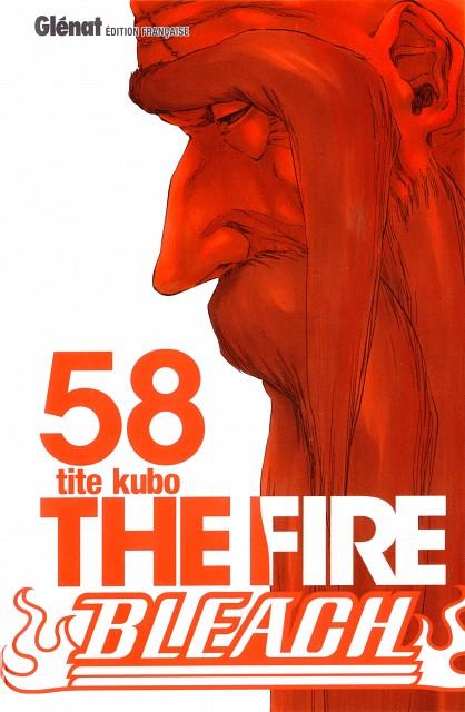 Kubo Tite, Bleach, Shigekuni Yamamoto-Genryuusai, Manga Cover