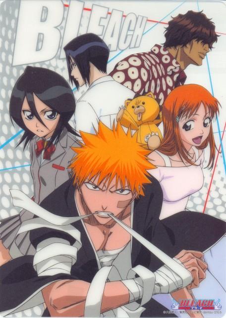 Studio Pierrot, Bleach, Rukia Kuchiki, Uryuu Ishida, Yasutora Sado