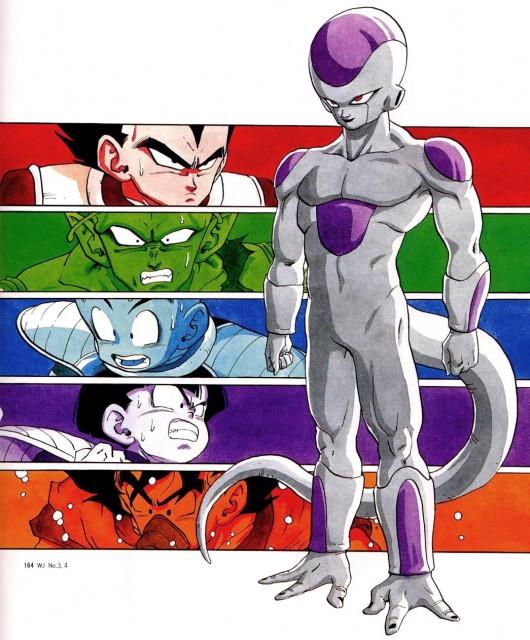 Akira Toriyama, Toei Animation, Dragon Ball, Piccolo, Frieza