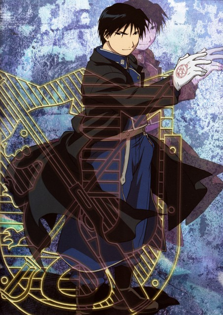 Hiromu Arakawa, BONES, Fullmetal Alchemist, Roy Mustang