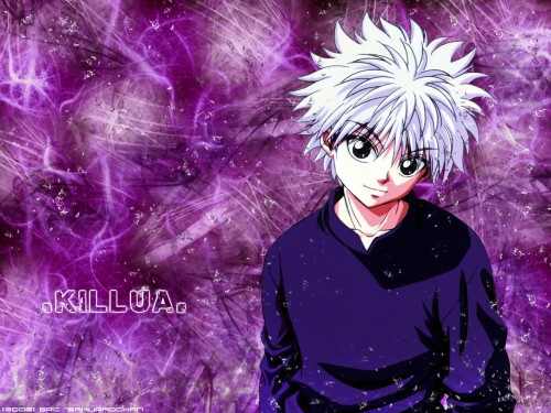 Yoshihiro Togashi, Nippon Animation, Hunter x Hunter, Killua Zaoldyeck Wallpaper