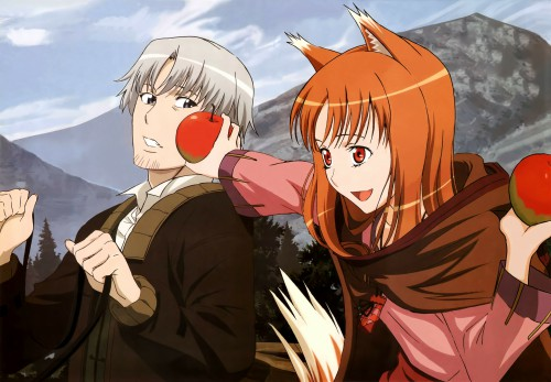 Spice and Wolf, Horo, Kraft Lawrence