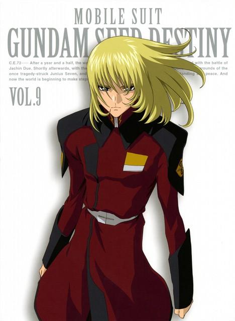 Hisashi Hirai, Sunrise (Studio), Mobile Suit Gundam SEED Destiny, Rey Za Burrel