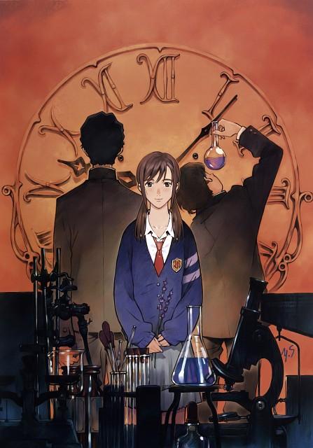 Yoshiyuki Sadamoto, Madhouse, The Girl Who Leapt Through Time, Carmine