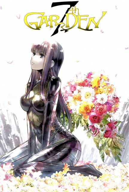 Mitsu Izumi, 7th Garden, Wurde, Chapter Cover